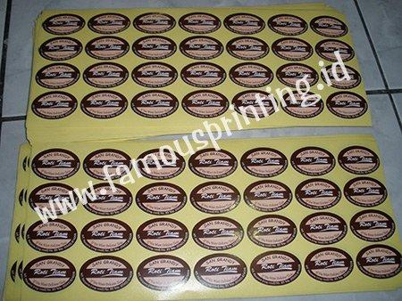 cetak stiker roti tiam